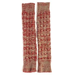 Accessories - Leg Warmers Cable Knit